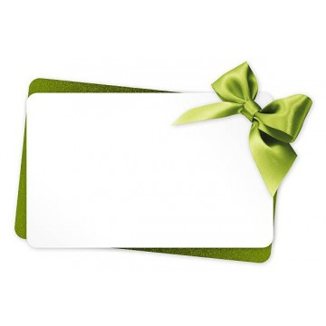 Подарочный сертификат на сумму 1 500 рублей