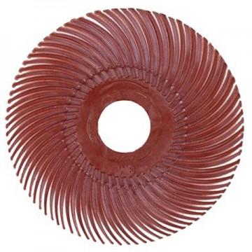 Резинка силиконовая лепестковая красная 51мм №220