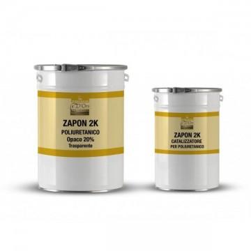 Полиуретановый грунт 2-х компонентный Zapon (1 л)
