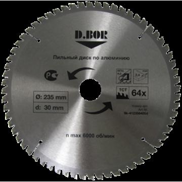 Пильный диск по алюминию D.BOR