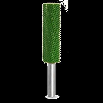 Борфреза Сабурр цилиндр узкий средний с гладким торцем